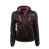 Akka Softshell Jacket Black/Pink Women