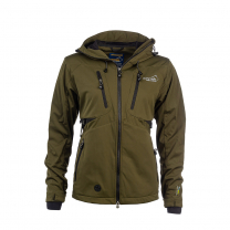 Akka Softshell Jacket Olive Women