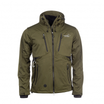 Akka Softshell Jacket Olive Men