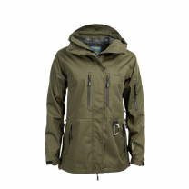 Summit Jacket Olive Women