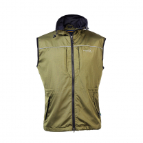 Jumper Vest Women Olive