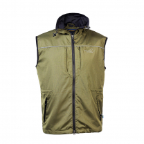 Jumper Vest Men Olive