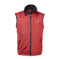 Jumper Vest Men Red