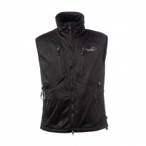 Acadia Softshell Vest Men Black