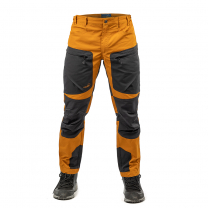 Active Stretch Pants Long Men Gold
