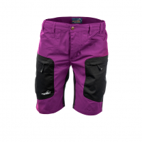 Active Stretch Shorts Fushia Dam