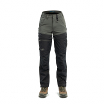 Hybrid Pants Lady Anthracite