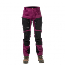 Active Stretch Byxor Korta Dam Fuchsia  | Arrak Outdoor