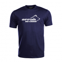Pro 99 Bomulls T-shirt Marinblå | Arrak Outdoor