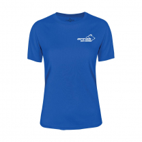 Pro 99 Funktions T-shirt Dam Royalblå | Arrak Outdoor