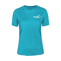 Pro 99 Funktions T-shirt Dam Turkos | Arrak Outdoor