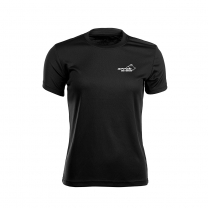 Pro 99 Funktions T-shirt Dam Svart | Arrak Outdoor