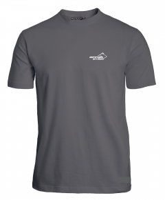 Pro 99 Bomulls T-shirt Grå | Arrak Outdoor