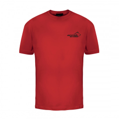 Pro 99 Bomulls T-shirt Röd | Arrak Outdoor