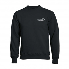 Pro 99 Worker Sweatshirt Svart | Arrak Outdoor