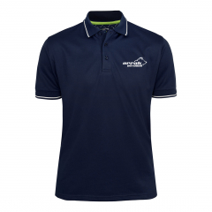 Pro 99 Golfer Polo Marinblå | Arrak Outdoor