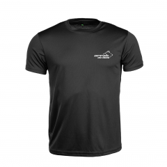 Pro 99 Funktions T-shirt Herr Svart | Arrak Outdoor