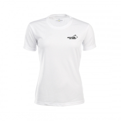 Pro 99 Funktions T-shirt Dam Vit  | Arrak Outdoor
