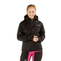 Akka Softshelljacka Unisex Svart | Arrak Outdoor