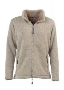 Pile Fleece Lady Grey