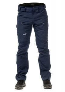 Active Stretch Pants Men Navy