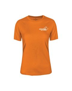 Pro 99 Funktions T-shirt Dam Orange | Arrak Outdoor