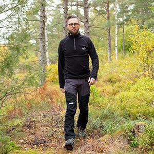 Ta dig ut i skog och mark